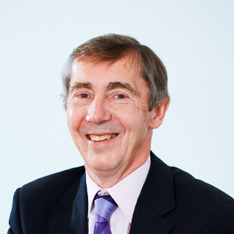 Photograph of Mr. Rod Howe, Chairman of CatSci Ltd.
