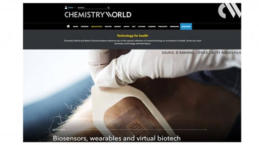 CatSci publishes an article on Chemistry World