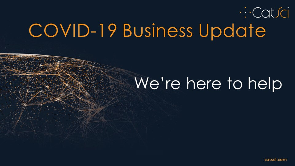 COVID-19 Business Update as of 25th May 2020 – We're here to help you stay on track