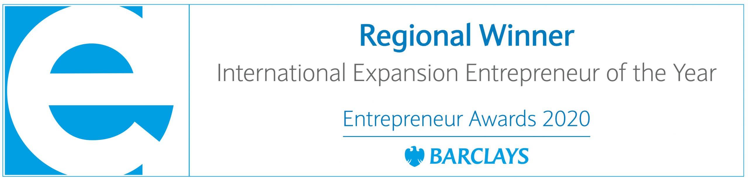 CatSci Wins Prestigious Barclays Entrepreneur Award