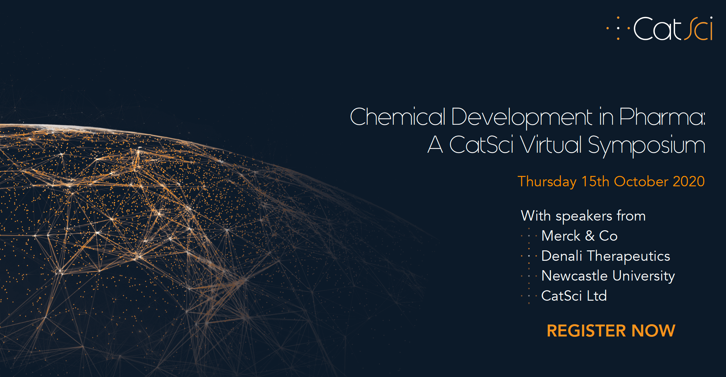 Chemical Development in Pharma: A CatSci Virtual Symposium