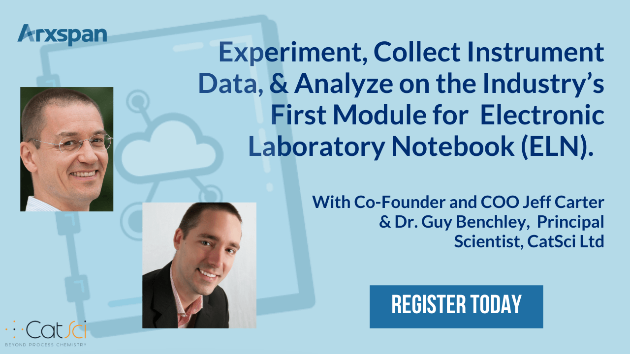 Webinar: Experiment. Collect Instrument Data. Analyze.
