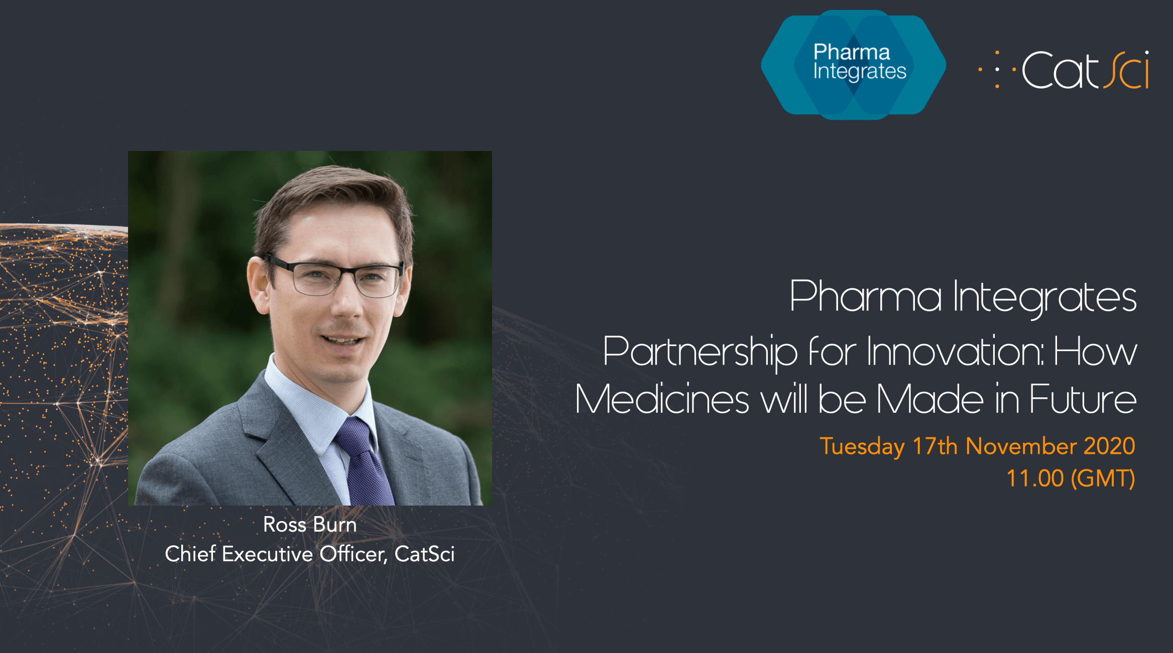 Pharma Integrates – Partnership for Innovation: How Medicines will be Made in the Future