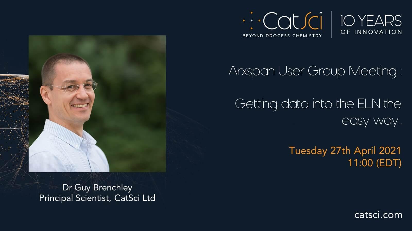 Arxspan User Group Meeting