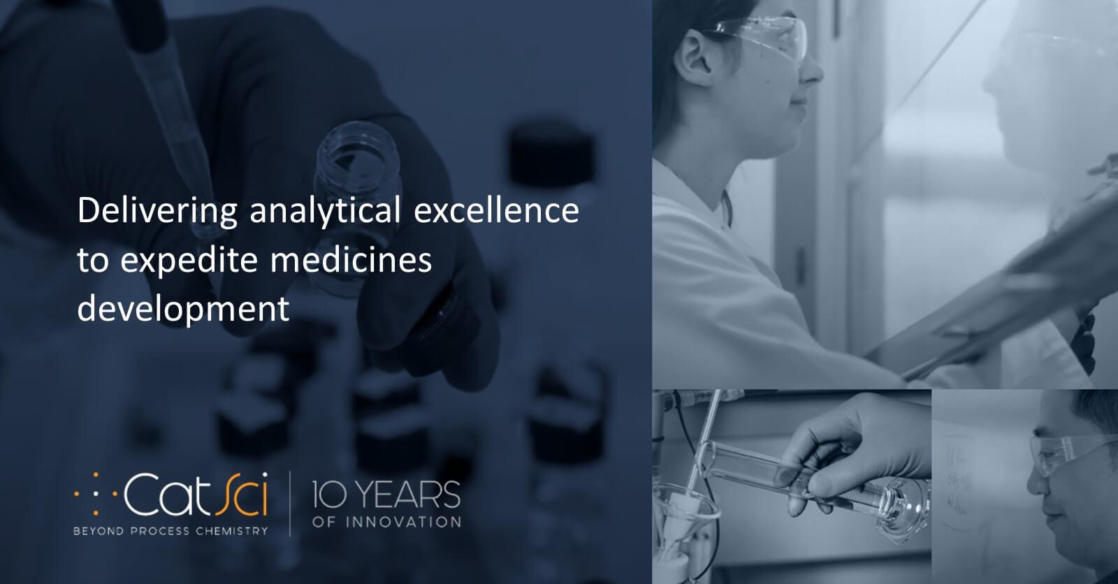CatSci opens new Dagenham laboratory dedicated to analytical excellence